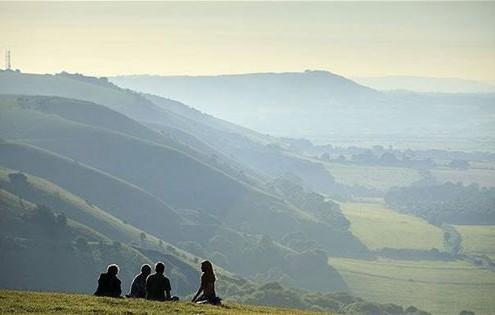"#BLCGuide– Devil's Dyke ""best picnic spot"""